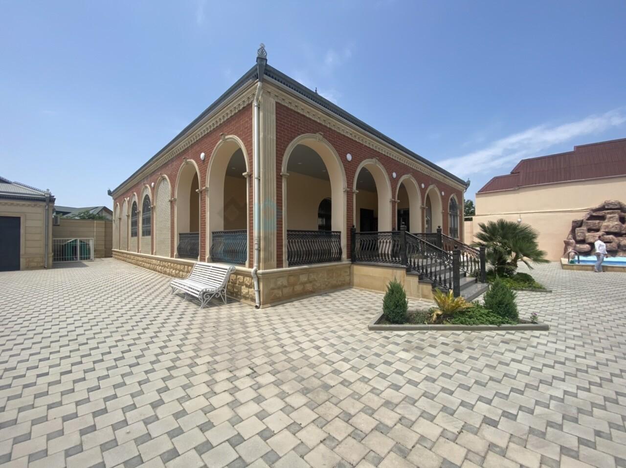 Mərdəkanda kirayə bağ evi